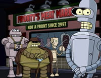 Futurama : Paternité robot-rative