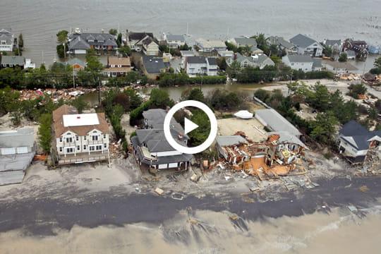 Ouragan Sandy : une catastrophe historique envidéo