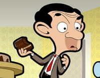 Mr Bean *2002 : Grosse courge