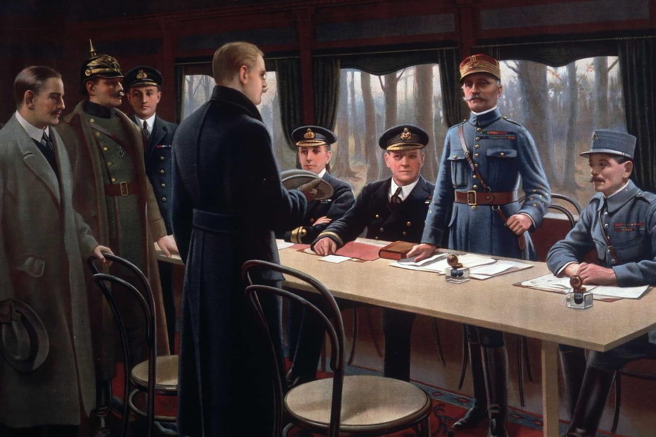 Armistice 1918: définition, signature... Tout savoir sur cet événement clé de l'histoire