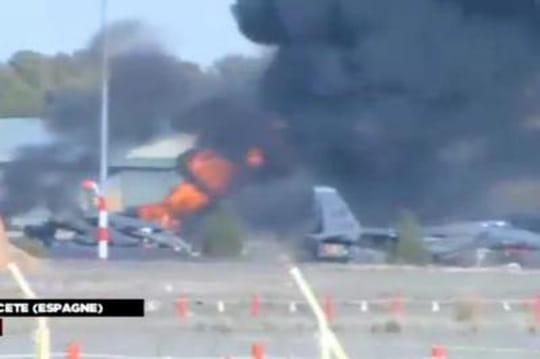 Crash en Espagne: les stupéfiantes images qui suscitent des interrogations