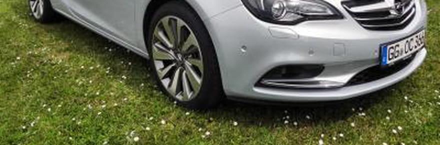 Test Opel Cascada : des atouts en cascade