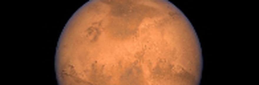 Une météorite venue de Mars
