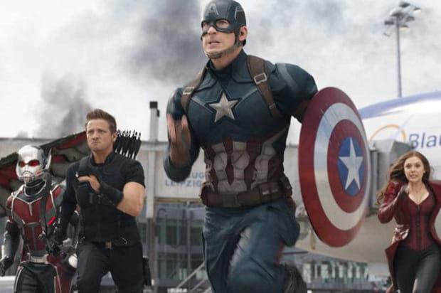 12e : Captain America : Civil War
