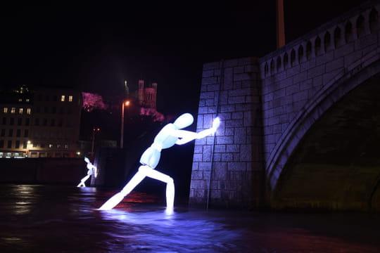 Fête des Lumières de Lyon: les plus belles installations en images