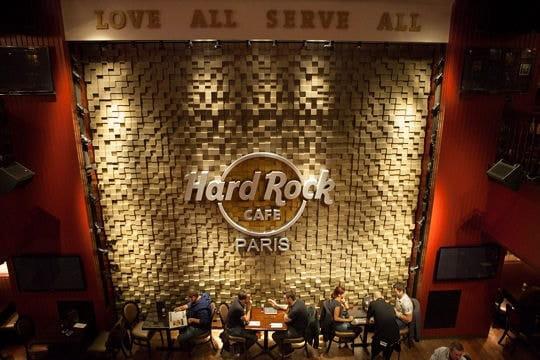 Hard Rock Café Paris