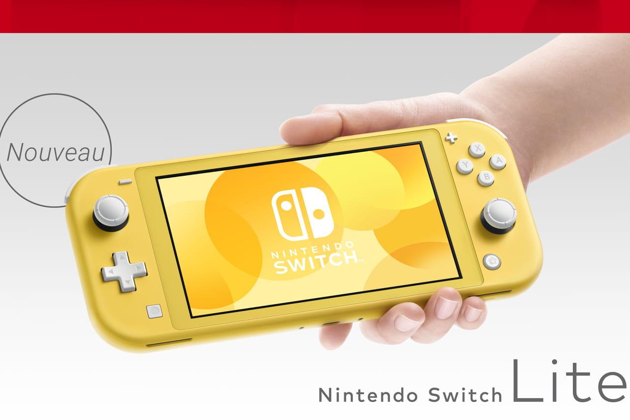 Nintendo Switch: la Nintendo Switch Lite est elle faite pour vous?