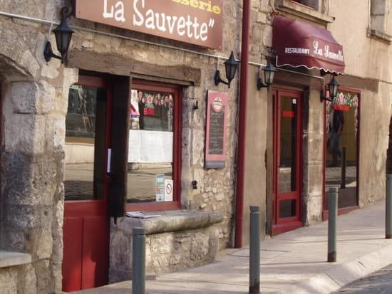 La Sauvette  - façade -   © jlm