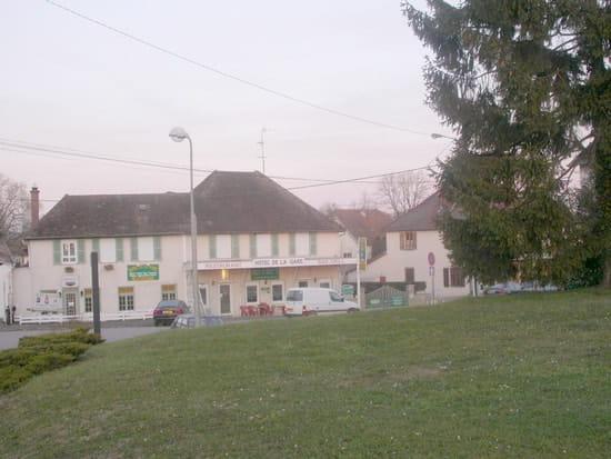 Hôtel Restaurant de la Gare d'Auxonne
