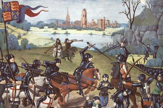 Bataille d'Azincourt: résumé de la plus grave défaite française de la guerre de Cent Ans