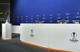 Tirage Ligue Europa 2022: les groupes de Marseille, Lyon et Monaco