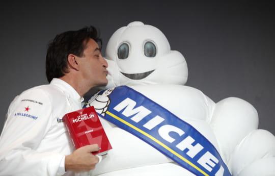 Guide Michelin: le palmarès des restaurants étoilés de l'édition 2017