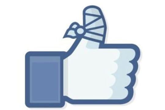 Le bug de Facebook: Twitter ricane