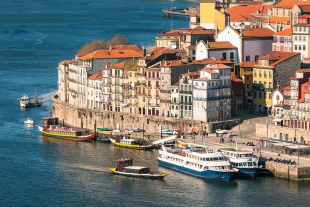 Le Portugal, de Porto à l'Algarve