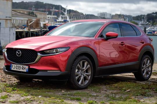Mazda CX 30: le moins gourmand des SUV? Notre essai [prix]