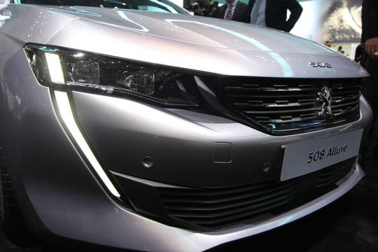 Peugeot 508: 1er avis sur la nouvelle 508[First Edition, prix]