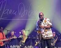 Manu Dibango fête ses 80 ans à l'Olympia