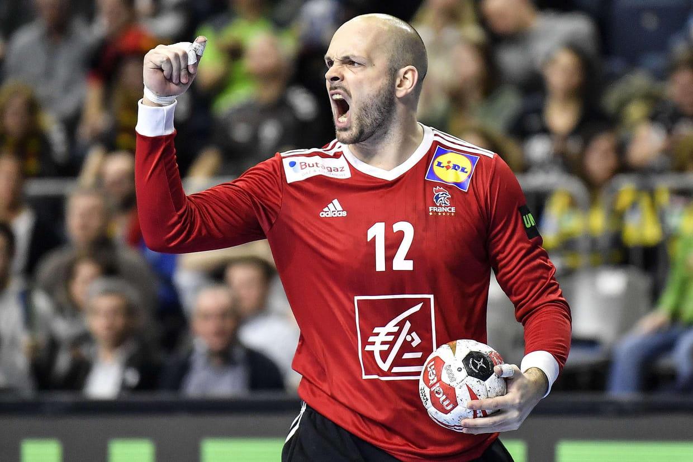 Vincent Gérard nommé homme du match face à l'Autriche (Handball Bleus, Mondial 2021)