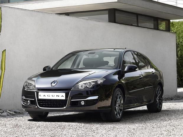 Numéro 45: Renault Laguna 3