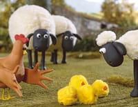 Shaun le mouton : La pose