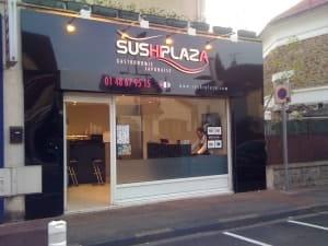 Sushi Plaza