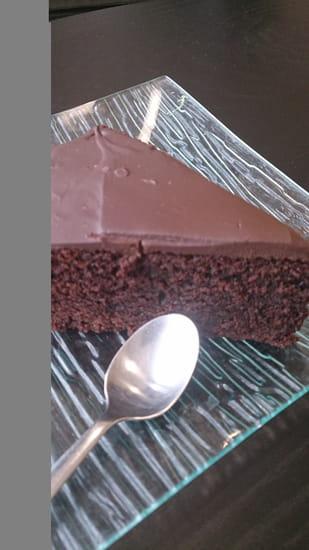 Dessert : Mak's Time  - Gateau au chocolat fait maison -   © oui