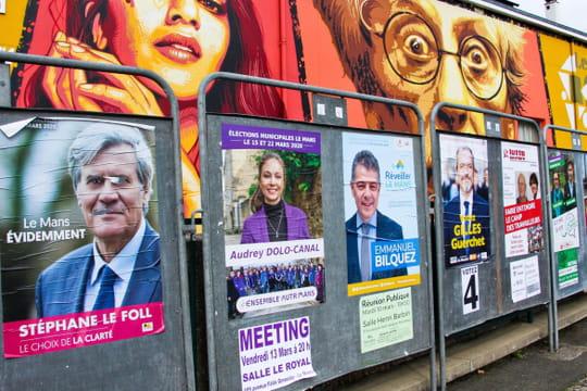 Municipales 2020: le 2e tour approche, déjà des résultats de sondages