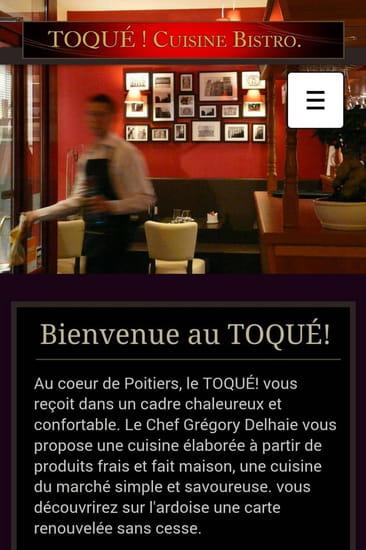 Restaurant : Toqué !