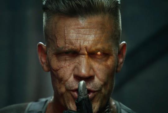 Josh Brolin se dévoile enfin son Cable pour Deadpool 2