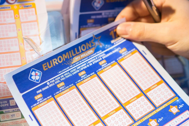Résultat Euromillion Mardi 4 Avril 2017 Le Tirage Donne Le