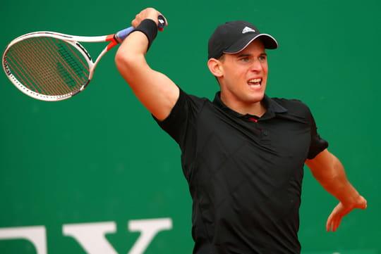 Roland Garros: Thiem prend date, Djokovic en progrès