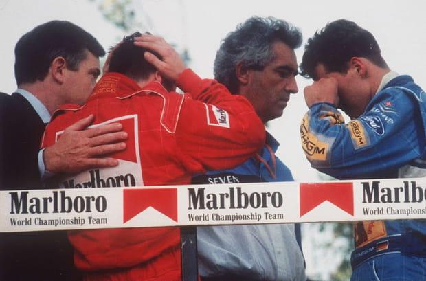 Dimanche 1er mai, 18h30: annonce de la mort d'Ayrton Senna