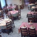 Auberge de la Jonchère  - salle de 50 couverts -