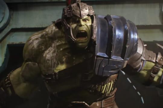 Thor Ragnarok: Hulk en gladiateur dans la première bande-annonce