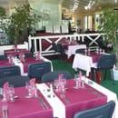 Les 12 Etangs  - la salle du restaurant -