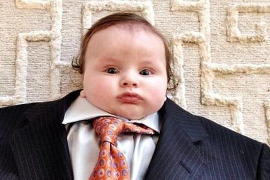 """Le """"Baby Suiting"""": la nouvelle tendance sur  Instagram"""