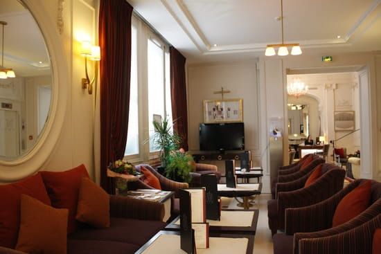 Villa Hôtel Majestic  - Bar le Premium -