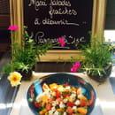 Entrée : L'Arôme Restaurant  - Maxi salade fraîche de l'été 😎 -