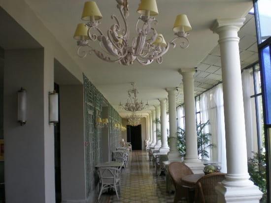 Villa Cahuzac  - Galerie restaurant -