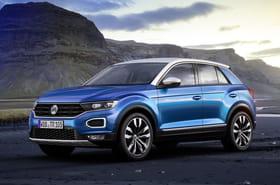 Le Volkswagen T-Roc en images