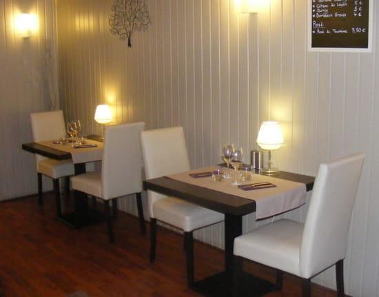 La Table du Grand Marché  - salle du fond -