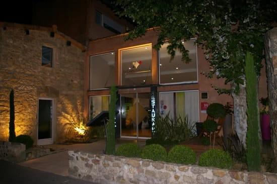 Le Carré d'Alethius  - hôtel-restaurant - entrée -   © samin