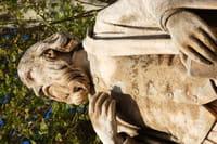 la statue de nostradamus