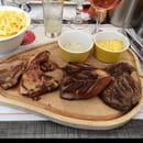 Plat : Le Lamparo  - Plancha du boucher -