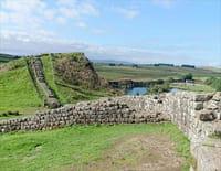 L'héritage de Rome : Séance photo au mur d'Hadrien