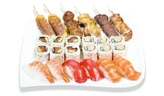 Restaurant sushi Sushithon  - Sushithon menu love -