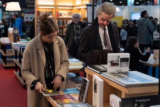 Salon du Livre 2019: Alain Damasio en dédicace, programme de ce lundi