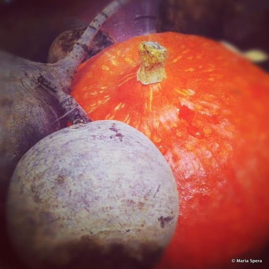 Cantine Vagabonde  - Nos légumes bio -   © Maria Spera