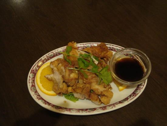 Plat : Kim San  - Poulet croque -   © Restaurant Kim San