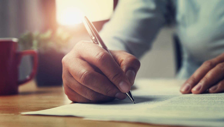 Comment faire une demande d'étalement pour des revenus exceptionnels? Lettre-type